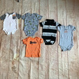 4/$25 24Mo Infant Bundle | Short Tops & Bodysuits